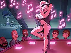 strip tits tits