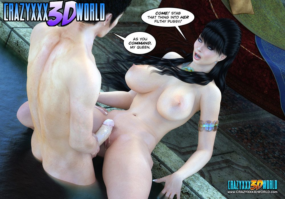 3d hentai комикс
